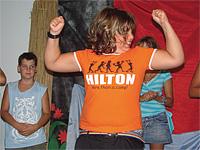 Лингвистический лагерь ХИЛТОН